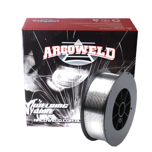 Arcoweld Flux Cored Wire - ArcoFil 81Ni1D Seamless FCAW